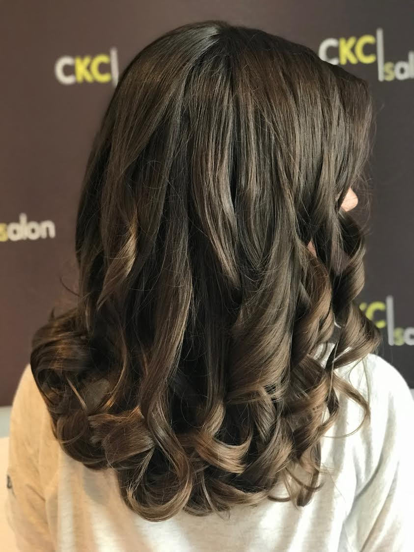 CKC signature blow dry