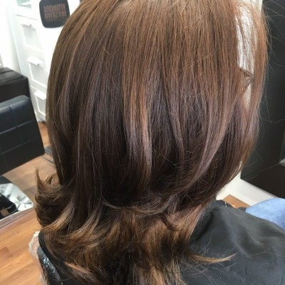 Color ~ Keratin ~ Cut.